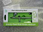 IWATA Gravity Feed Dual Action AIRBRUSH New In Factory Box.